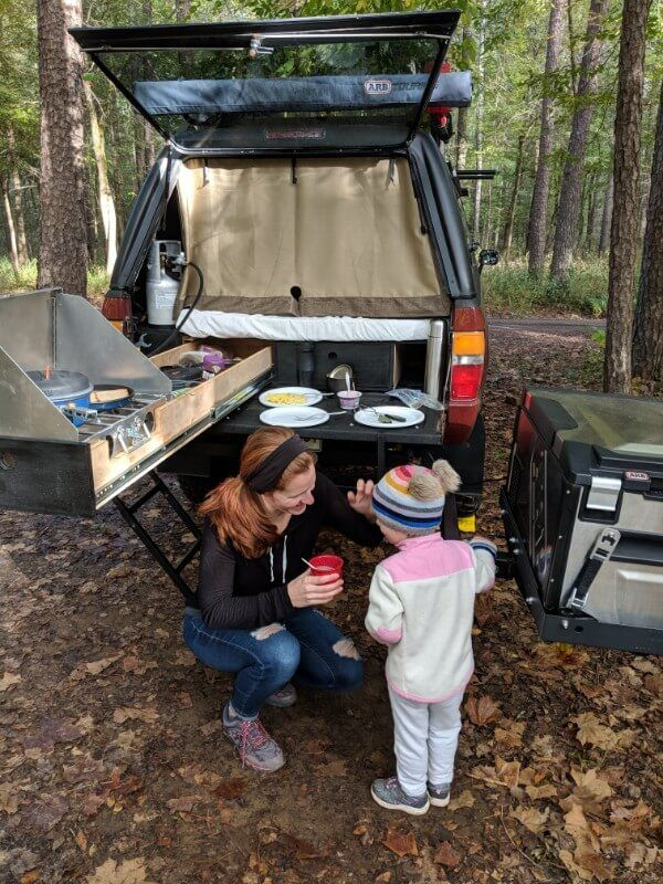 Truck Shell Camping How to Build the Ultimate Sleeping