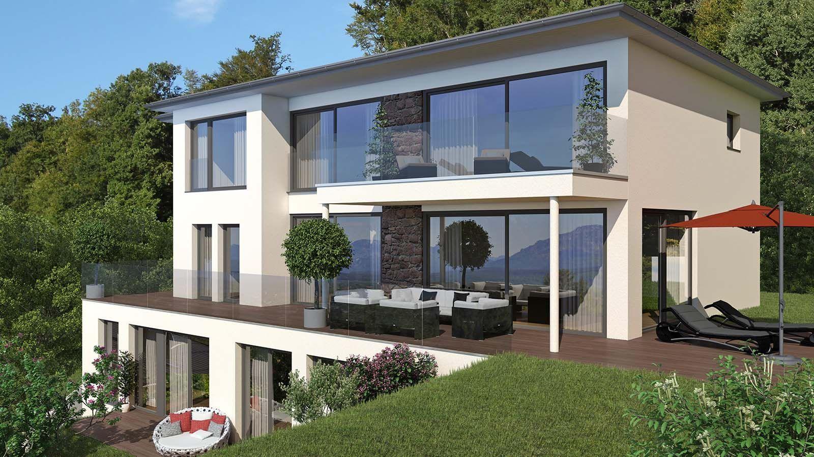 Salzburg / Aigen Luxury Living mit Blick auf die
