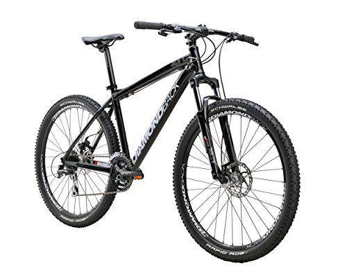 diamondback bicycles axis hardtail mountain bike with 275 inch wheels frame size 18 - Mountain Bike Frame Sizes