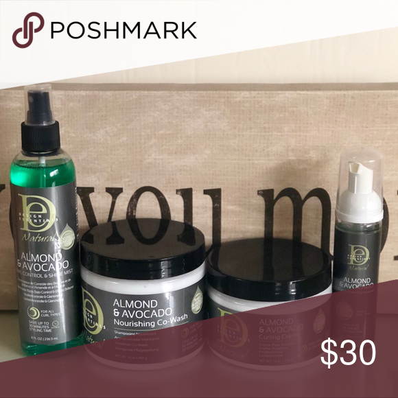 Design Essentials Almond Avocado Hair Products My Posh Picks