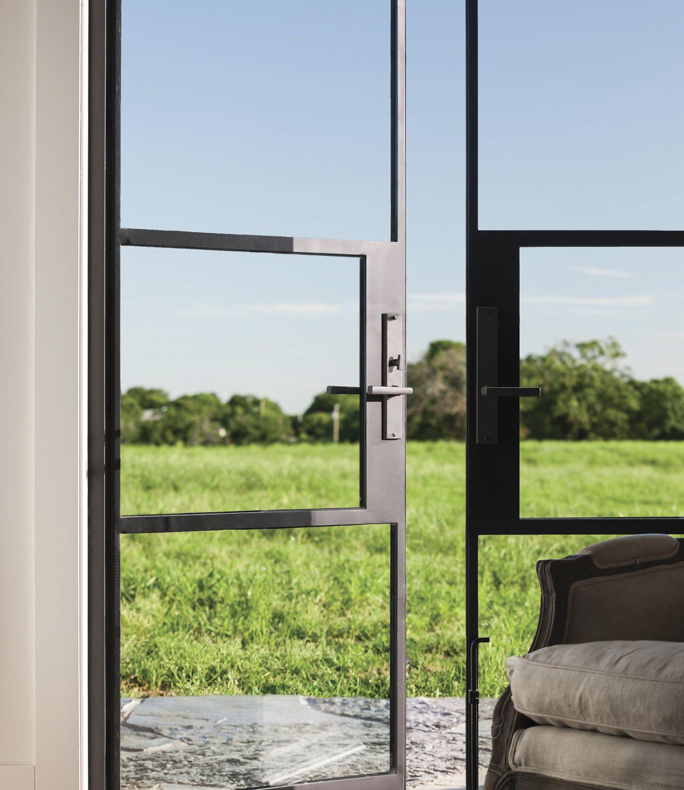 Steel Window and Door Design