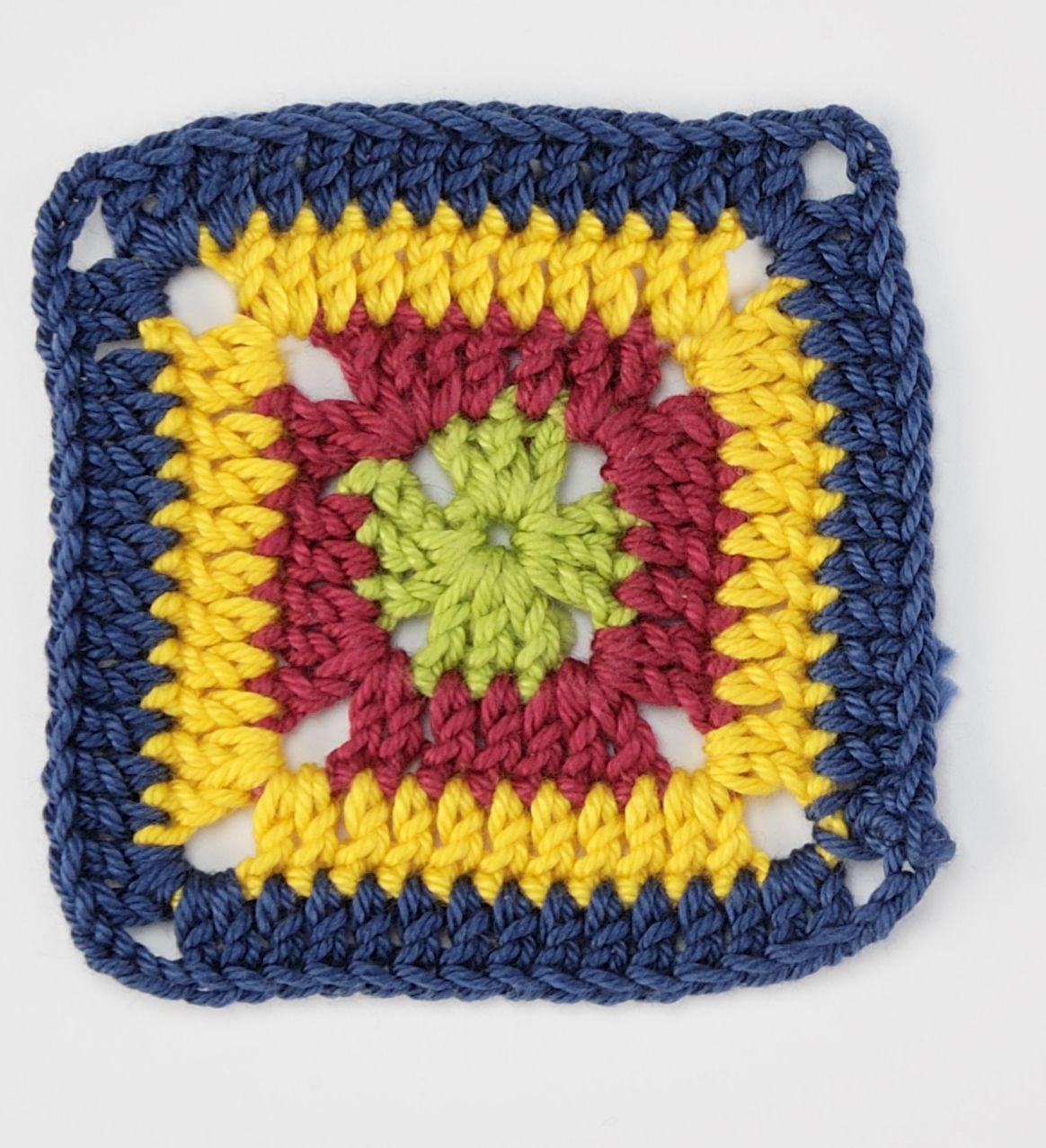 grannysquareapp12.jpg   crochet   Pinterest   Cuadrados, Ganchillo ...