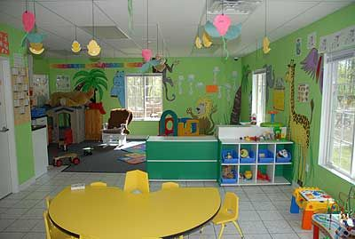 family daycare rooms | at this stage we start the children in a
