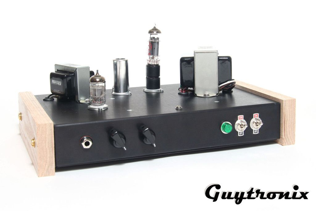 Gilmore Jr with 2 Watt Mod Amplifier, Watt, Amp