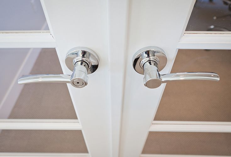 Add Understated Elegance To Interior Doors With High Polished