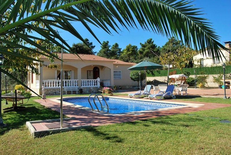 Villa Blonda, Vidreres, Costa Brava Costa Brava Vidreres Villas