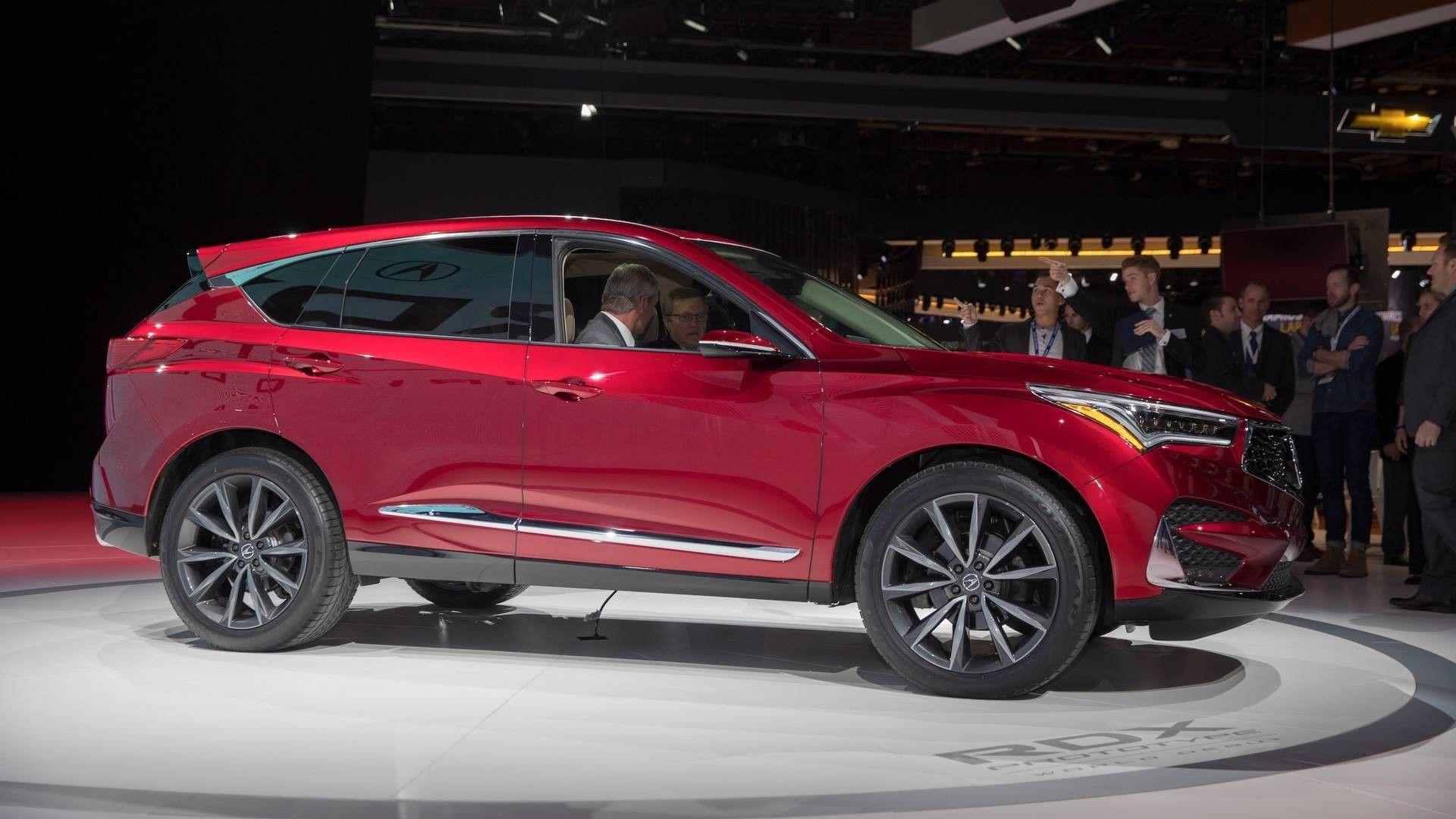 Acura 2019 Rdx Interior Exterior And Review Acura Rdx Acura Acura Mdx