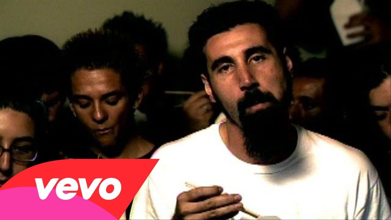 Music Video By System Of A Down Performing Chop Suey C 2001
