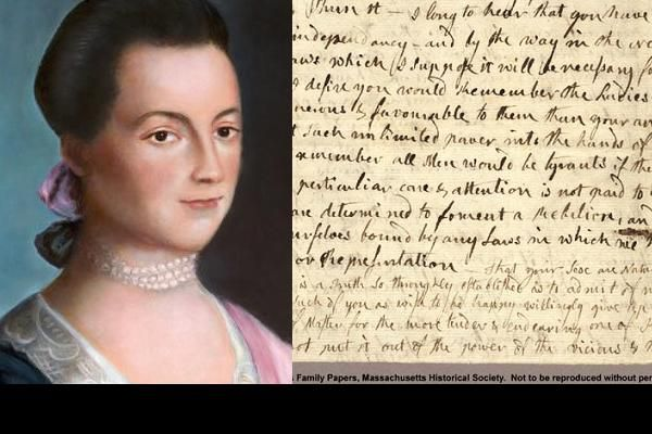 Pics For Abigail Adams Letters Remember The La s