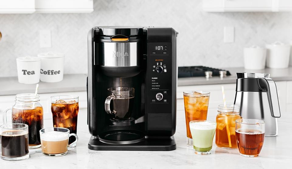 Coffee Maker Review Keurig KDuo Essentials vs. Ninja Hot