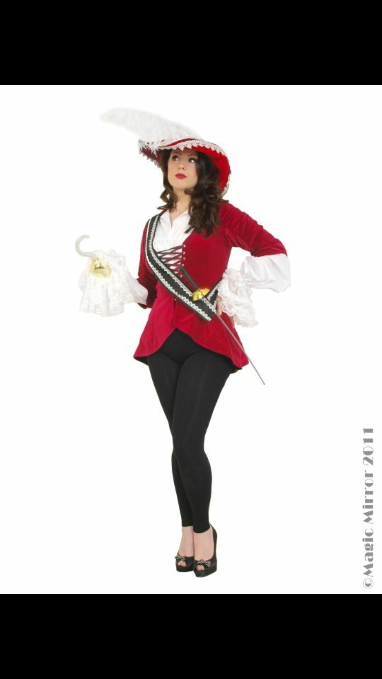 Pin By Misty Cable On Larp Costumes Captain Hook Fancy Dress Captain Hook Costume Costume Hire