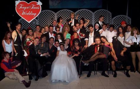 Tony N Tina S Wedding Broadway History Tony Broadway Plays