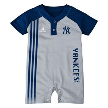 Adidas New York Yankees Romper Baby Yankees Outfit Baby Boy