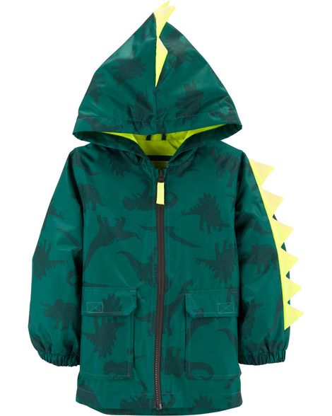 7af637126 Dinosaur Raincoat in 2019 | Products | Toddler raincoat, Baby ...
