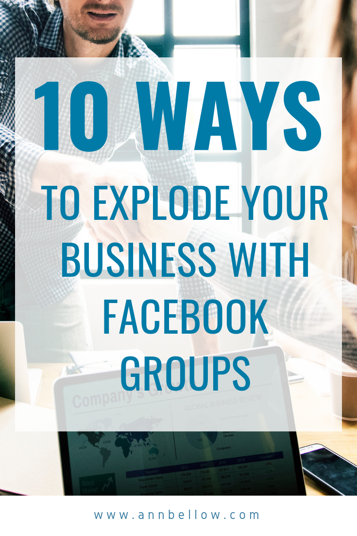 10 Ways to Explode your online business with Facebook Groups If you are a freelancer, then you probably have heard that Facebook groups are the way to find your first clients. And it's true. I've found most of my clients through Facebook groups, but there were 10 things that I did to find the right clients. Let's dive in.