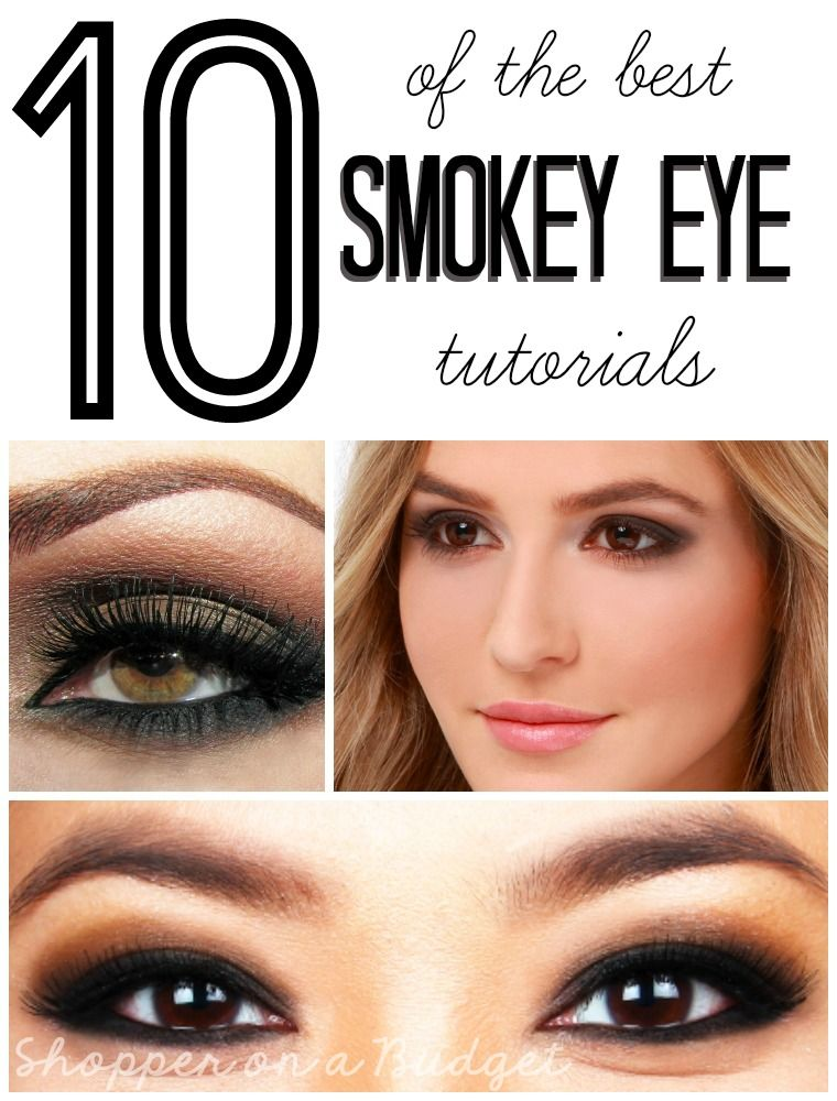 Everyone Loves A Good Smokey Eye, But Doing It Right Can