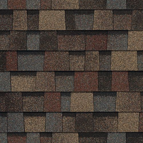 owens corning roofing: shingles - color comparison/ trudefinition