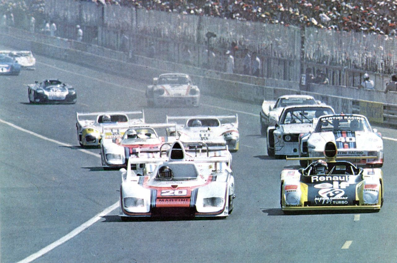 d part des 24 heures du mans 1976 sport auto juillet 1976 le mans le mans voiture 24h. Black Bedroom Furniture Sets. Home Design Ideas