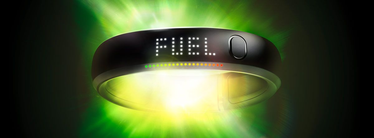 Nike+ Fuel Band...I want one of these so bad!!!  All the pre-orders are sold out...can't wait until they come out in February!!
