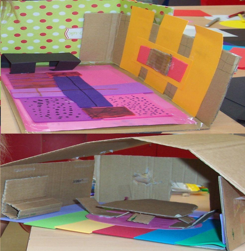 Doll's house. It teaches creativity.