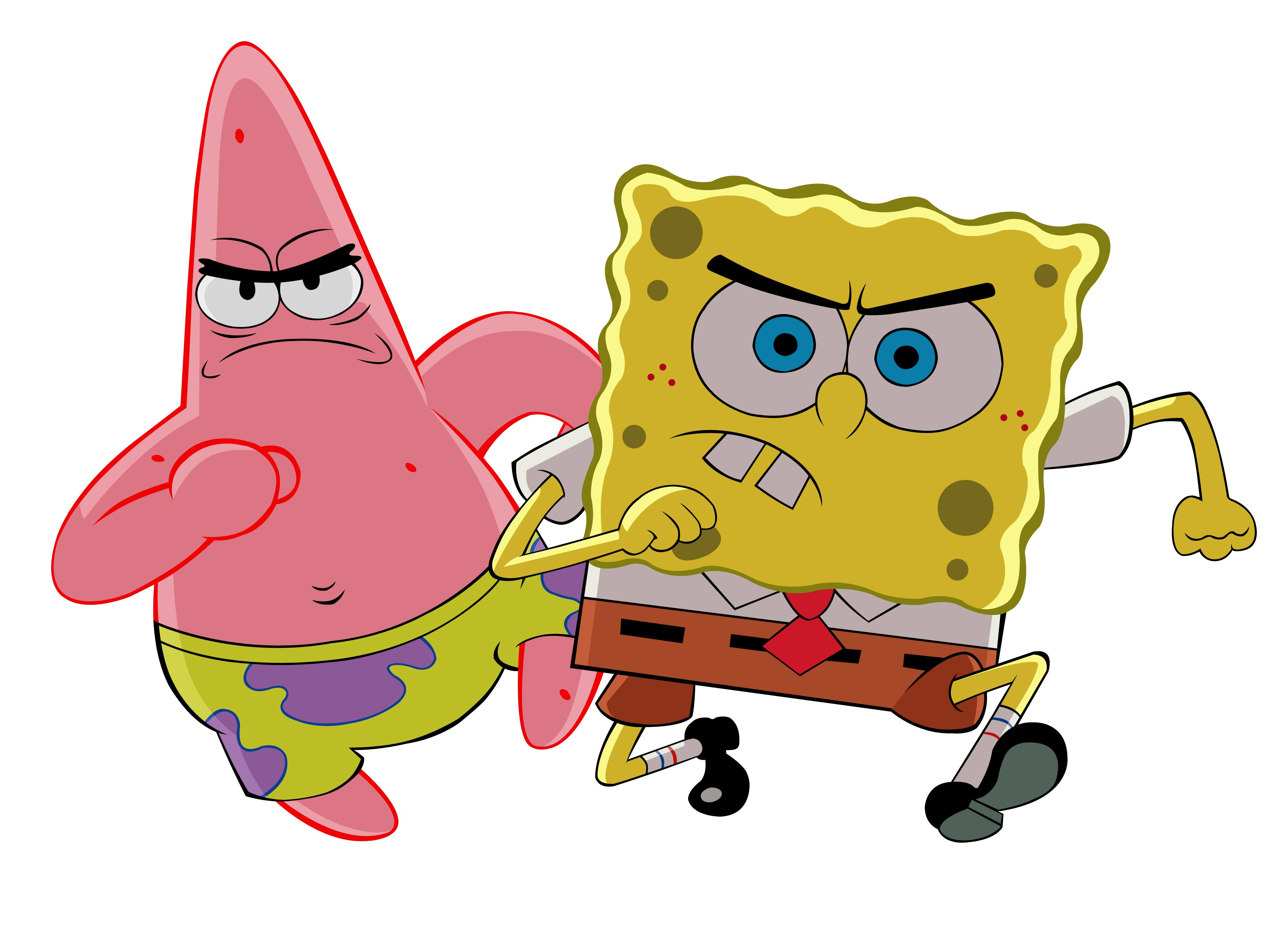 10 Times Spongebob And Patrick Described Life In College