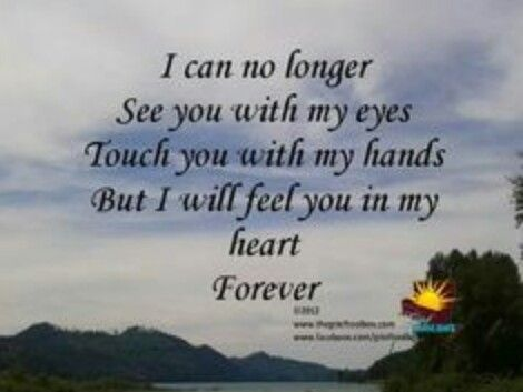 Grief is a never ending journey    Grief   Heaven quotes, I