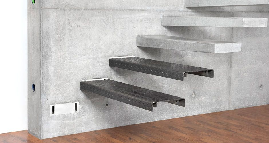Cantilevered Staircase - Rigakublog com -