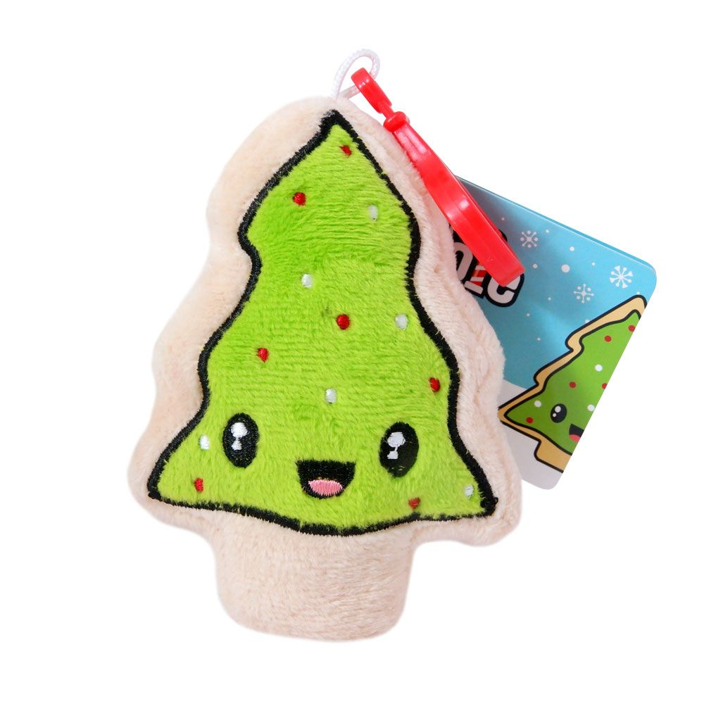 68631428df8 Backpack Buddies: North Pole #Sugar #Cookie #Scented #Holiday #Christmas  #Tree #Plush #Clips #Ornaments #Stocking #Stuffers #Cute #Frosty #Squishy # Toy ...