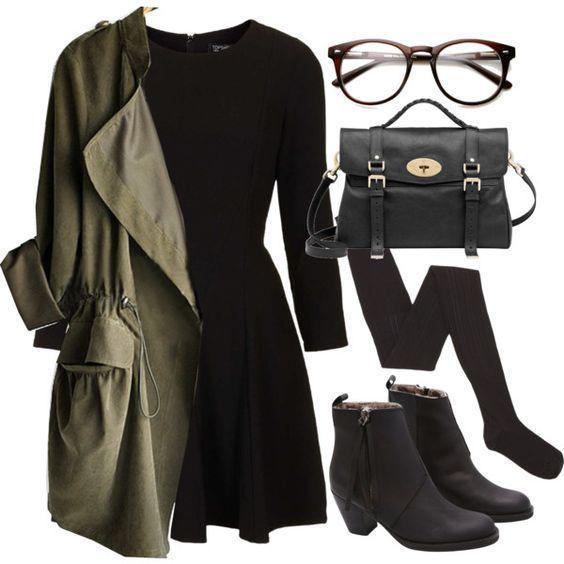 Party-Outfits: 50 Outfis für eine Party - Seite 63 von 200 - fashion-style.es #winteroutfitsforschool