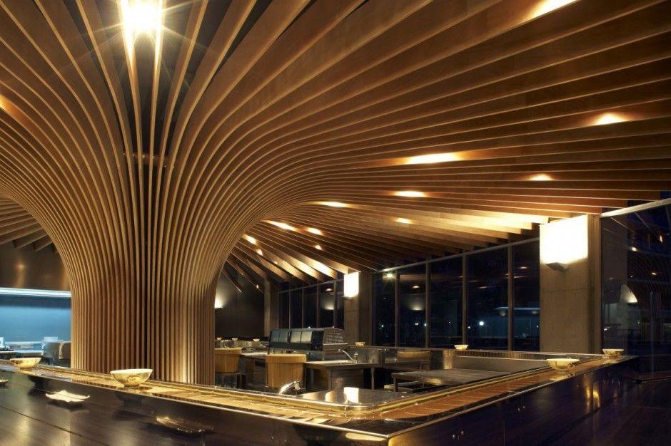 TREE Restaurant Design by Koichi Takada Architects - Architecture ...