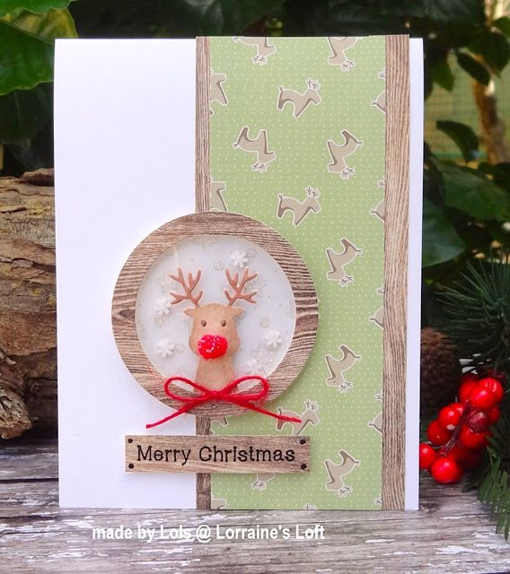 Simon Says Stamp November 'Woodland Whimsy' Card Kit Lorraine Aquilina #cardkit