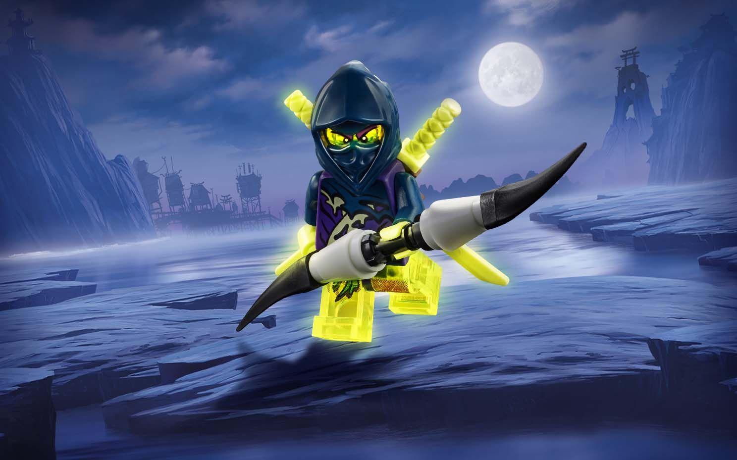 yokai  personajes  ninjago lego  lego héros les