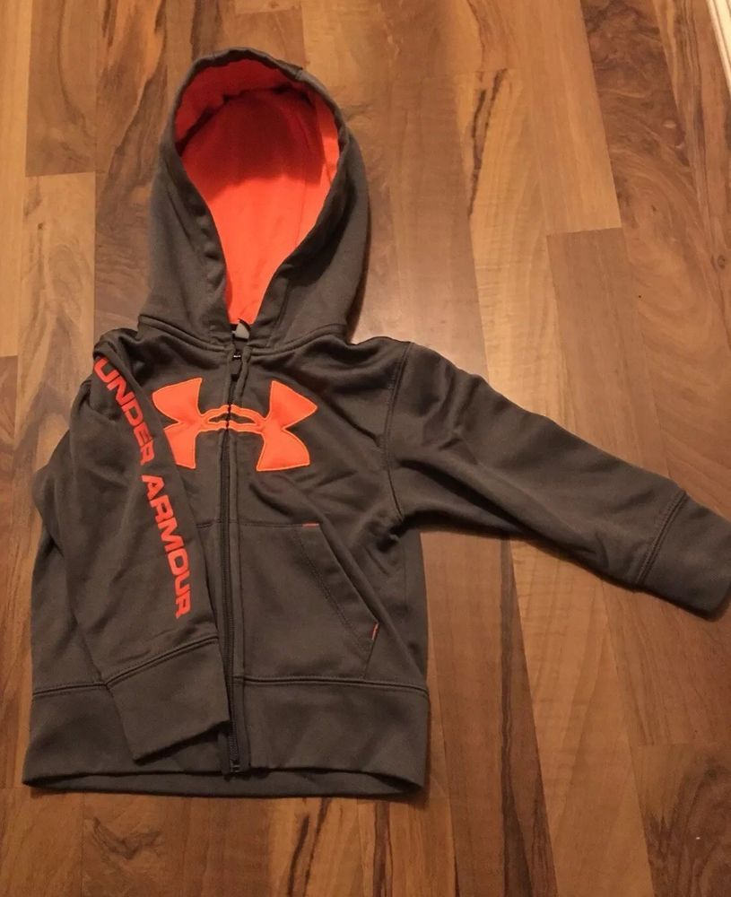 3327329eb62d boys under armour jacket 2T  fashion  clothing  shoes  accessories ...