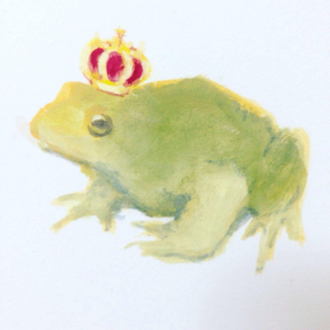 Tsuin\'s Illustration | Ranas/Frogs | Pinterest | Ranas