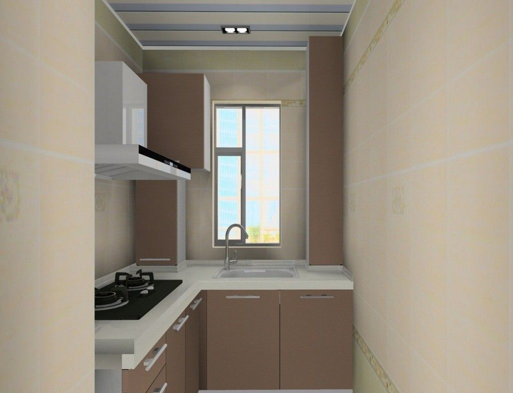 Compact Kitchen Cabinets Cheap Minimalist For Small Room By Cintalinux Jpg 1024 784 Interior Kitchen Small Ikea Kitchen Design Custom Kitchens Design