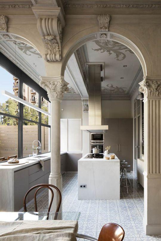 Stylish Homes | Interiors | Pinterest | Stylish, Interiors and Kitchens