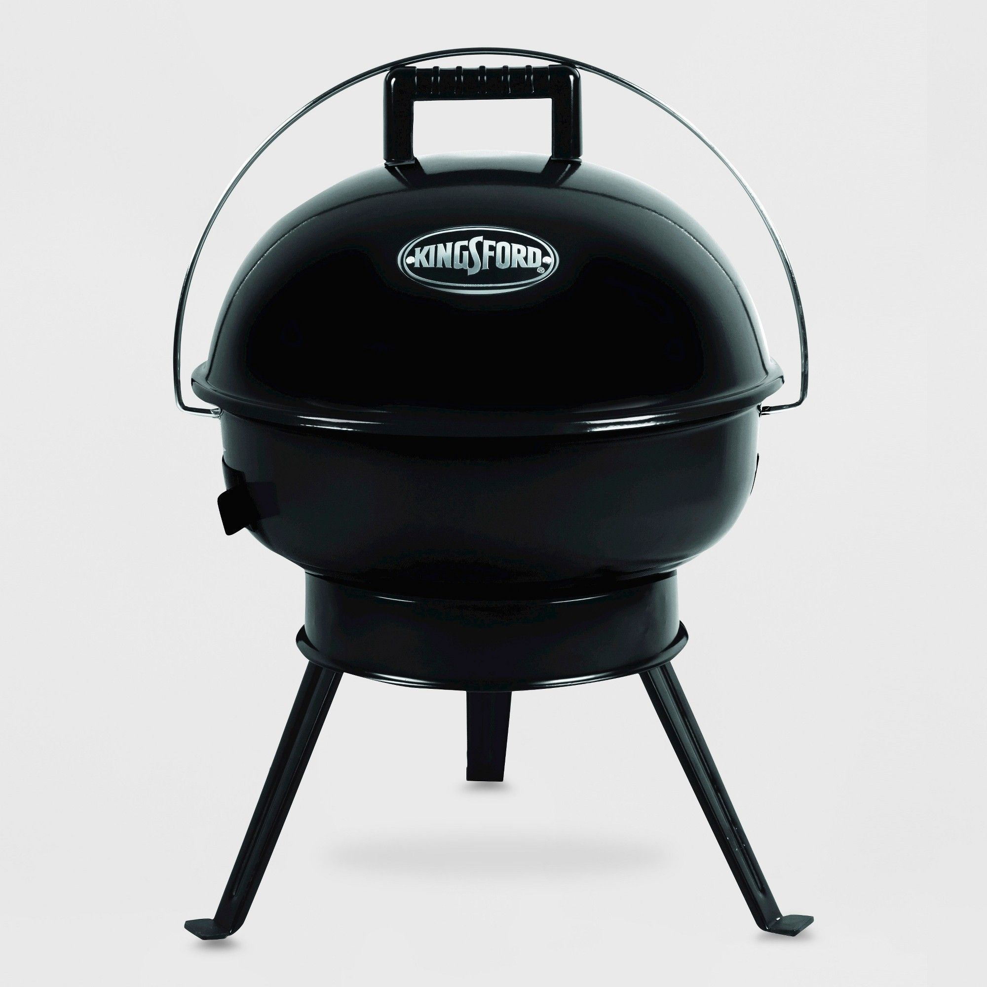 Kingsford 14black Portable Grill Black Tg2021302