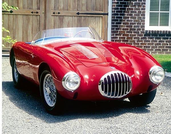 Car Profile Osca Mt 4 Vintage Cars