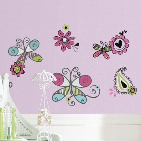 Home Improvement Girls wall stickers, Wall decals
