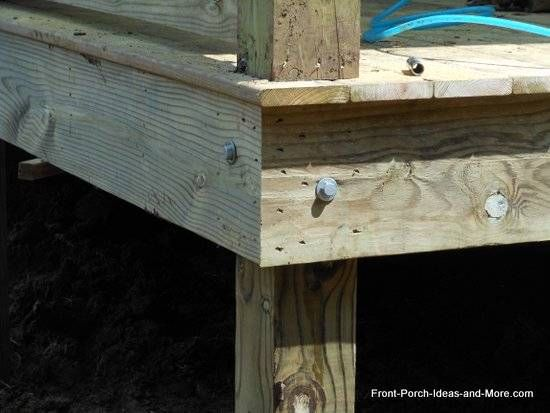 How To Build A Deck Or Porch Guide Building A Deck Decks And