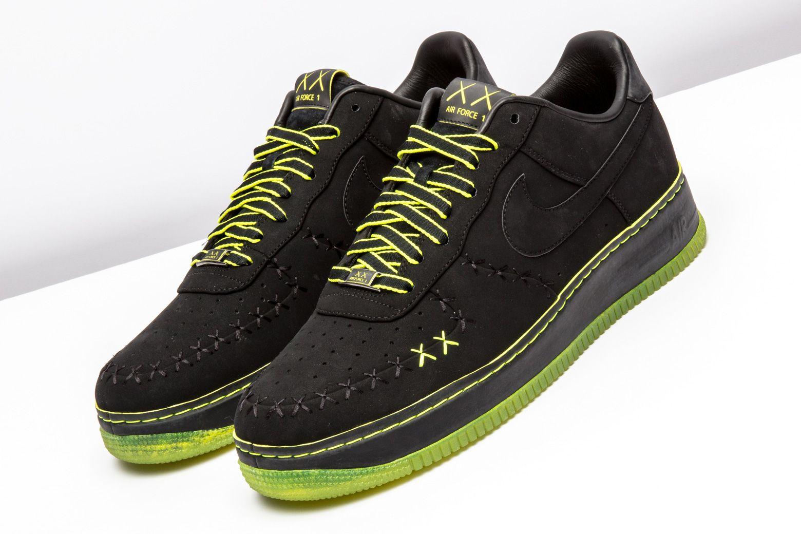 Custom Cactus Jack Air Force 1s Sneaker Freaker