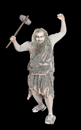 caveman ancestor addams family pinterest addams family