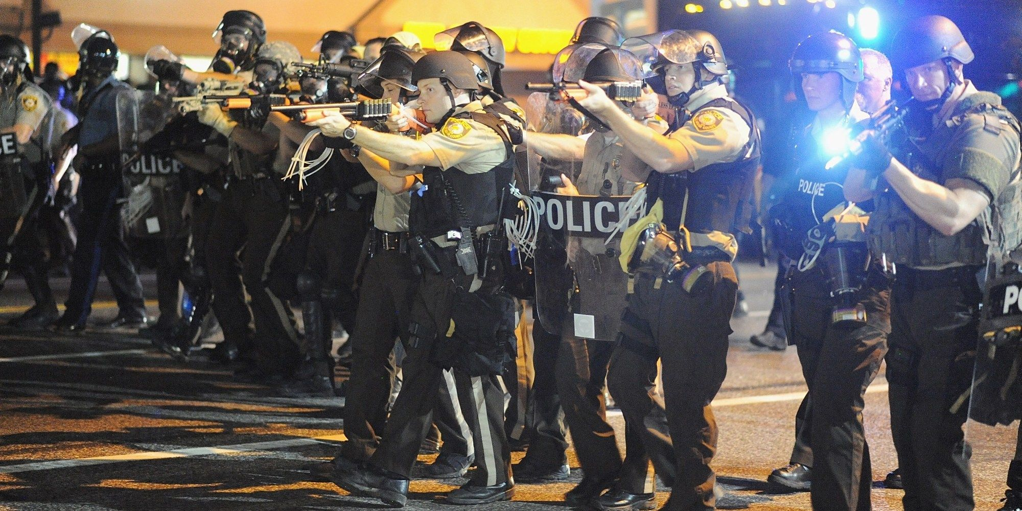 In the days following the Aug. 9 shooting of Michael Brown in Ferguson, Missouri, law enforcement used weapons usually seen in wartime, like smoke bombs, rubber bullets and stun grenades, against protesters.  Lyle Jeremy Rubin, a former active-duty...