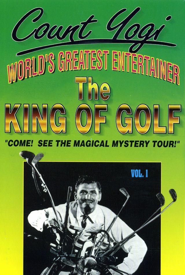The Count Yogi Golf Swing Explained {Forum Aden}