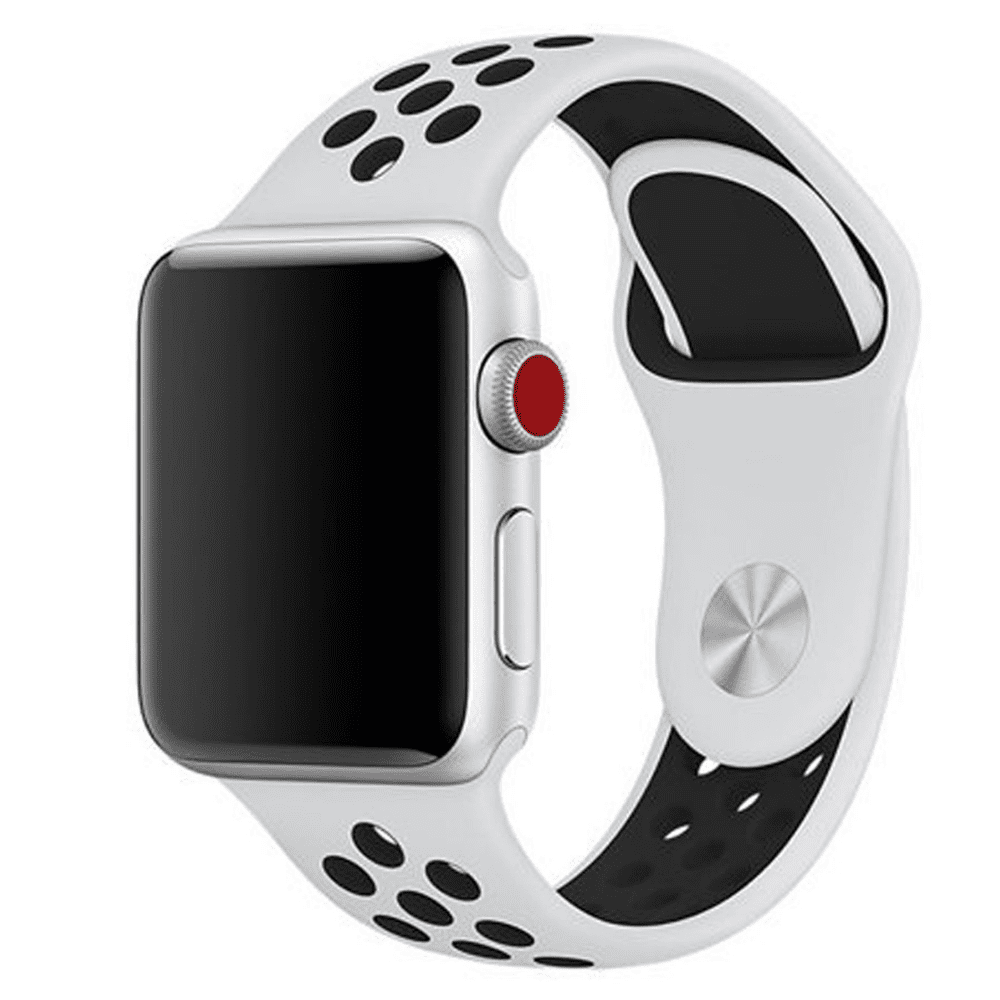 N+ Sports Silicone Strap High Quality Watch Band Apple