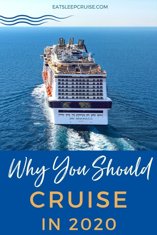 Top Reasons to Take a Cruise in 2020  Top Reasons to Take a Cruise in 2020  As you are planning goals and making resolutions for the New Year and scheduling your 2020 vac...