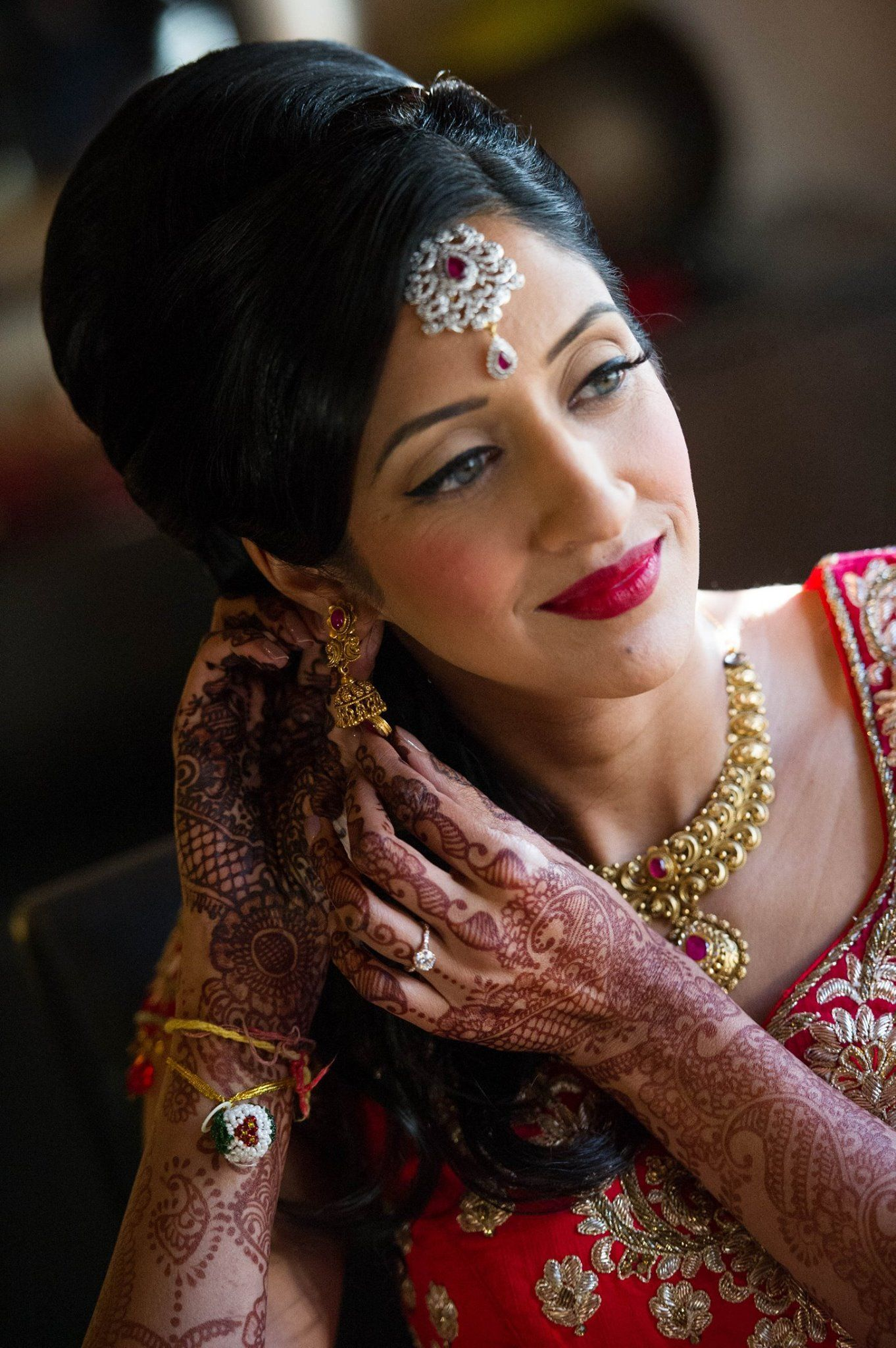 Smooth Scheduling Nick And Neelima San Mateo Marriott Party Hairstyles Wedding Hairstyles For Long Hair Long Hair Styles