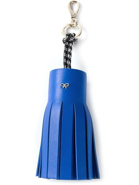 Comprar Anya Hindmarch tassel keyring en Luisa Boutique from the world's best independent boutiques at farfetch.com. Shop 300 boutiques at one address.