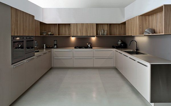 Modern Modular Kitchen Designs Combine Comfort And Fabulous Aesthetics Modern Kitchen Cabinet Design Contemporary Kitchen Contemporary Kitchen Cabinets