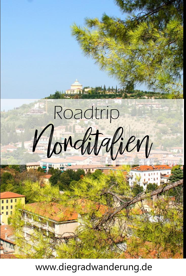 Mini-Roadtrip Norditalien: Der Frühling kommt